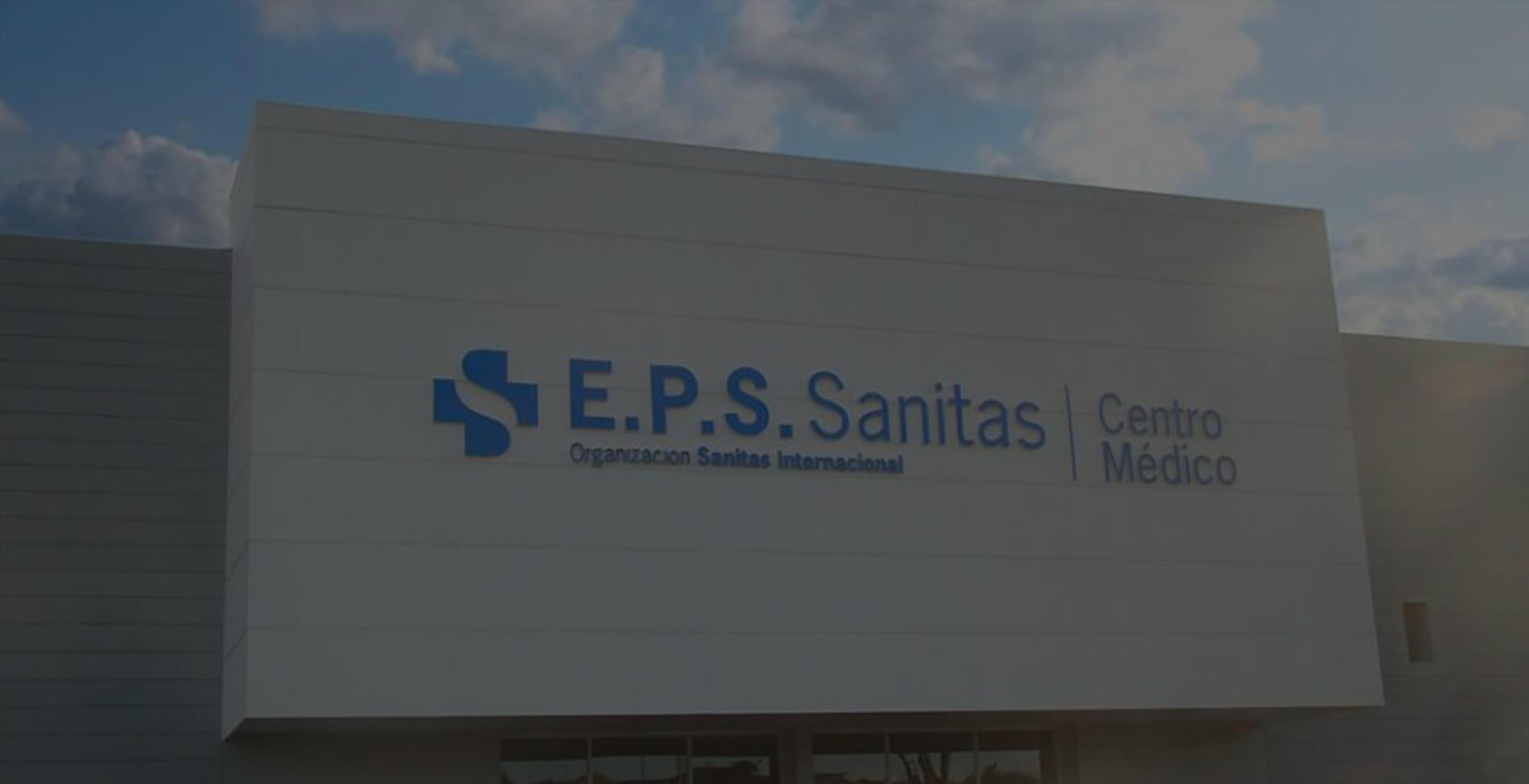 Imagen General EPS sanitas